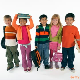 Diverse-kids-backpacks-school