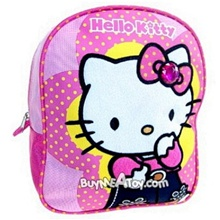 Hello-kitty-school-bag K0039-1